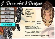 Jan Dean Contact Page